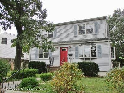 Hazlet Single Family Home For Sale: 6 11th Street