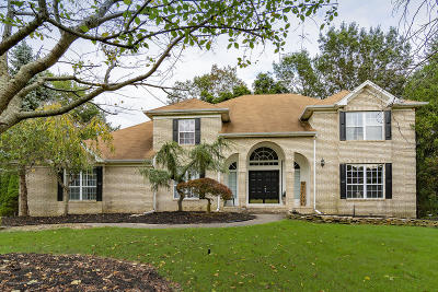 Ocean Single Family Home For Sale: 1580 Greenleaf Court