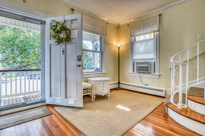 Ocean Grove Single Family Home For Sale: 70 Central Avenue