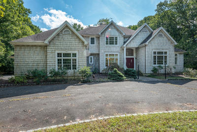 Freehold Single Family Home For Sale: 115 Bergerville Road
