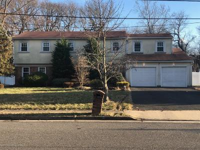 Marlboro Single Family Home For Sale: 3 Hudson Bay Terrace