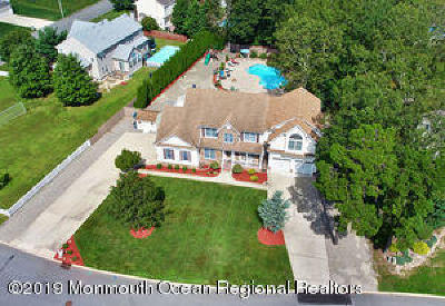 Ocean County Single Family Home For Sale: 21 James Drive