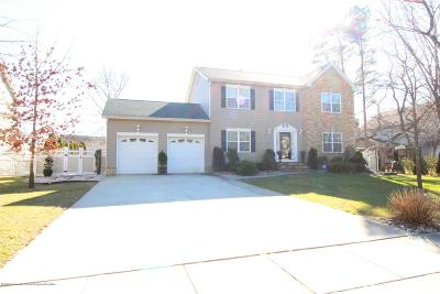 Ocean County Single Family Home For Sale: 653 Nottingham Court