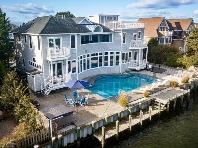 Long Beach Twp Single Family Home For Sale: 247 Oceana Drive