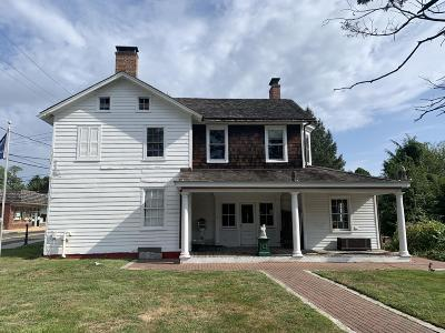 Monmouth County Single Family Home For Sale: 583 Cedar Avenue
