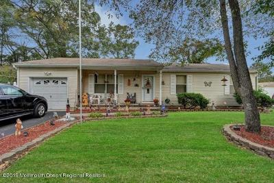 Ocean County Single Family Home For Sale: 616 Clairmore Avenue