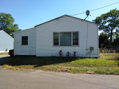 Keansburg Single Family Home For Sale: 40 Frederick Place