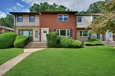 Ocean County Condo/Townhouse For Sale: 1302 Victoria Court