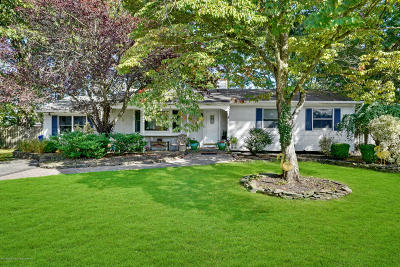 Ocean County Single Family Home For Sale: 1837 Greenwood Road
