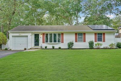 Ocean Single Family Home For Sale: 217 Hemlock Lane
