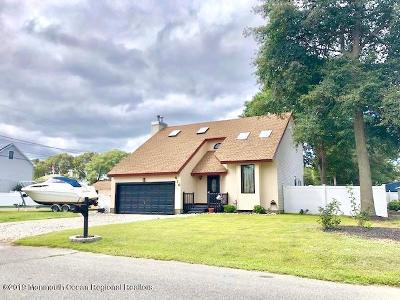 Ocean Single Family Home For Sale: 410 Seaward Place
