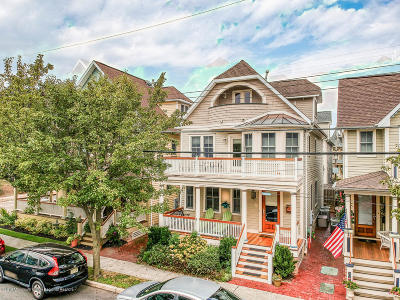Ocean Grove Single Family Home For Sale: 81 Clark Avenue