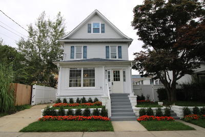 Asbury Park Single Family Home For Sale: 1003 Summerfield Avenue