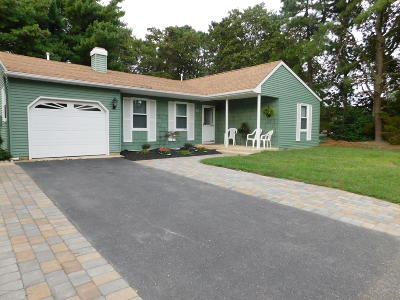 Whiting NJ Adult Community For Sale: $187,700