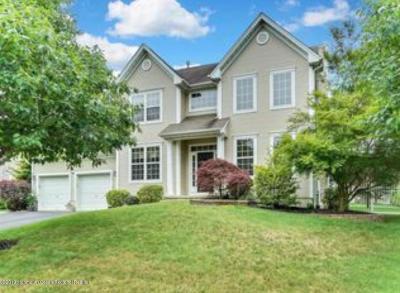 Toms River Single Family Home For Sale: 172 Hundred Oaks Drive