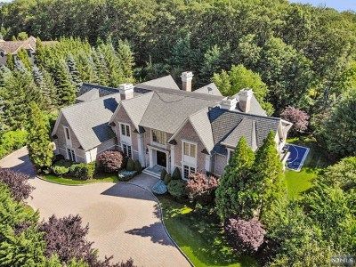 Cresskill NJ Single Family Home For Sale: $4,798,000