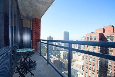 Jersey City Condo/Townhouse For Sale: 389 Washington Street #34d