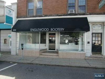 Englewood Commercial For Sale: 44 North Dean Street