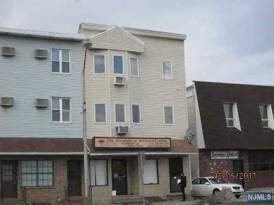 Harrison NJ Commercial Mixed Use For Sale: $505,000