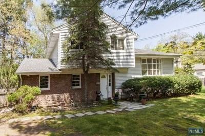 Cresskill Single Family Home For Sale: 139 Hillside Avenue