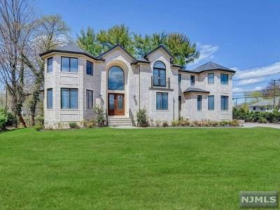Glen Rock Single Family Home For Sale: 574 Prospect Street