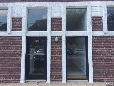 Tenafly Commercial For Sale: 33 County Road