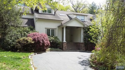 Tenafly Single Family Home For Sale: 280 Devon Road