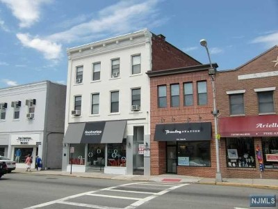 Englewood Commercial For Sale: 14 North Dean Street