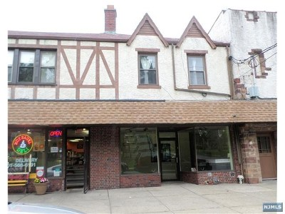 Englewood Commercial For Sale: 260 Grand Avenue