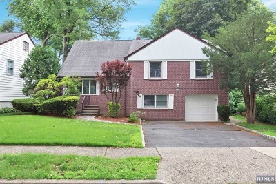 Teaneck Single Family Home For Sale: 806 Washburn Street