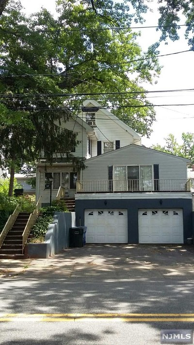 Rutherford Single Family Home For Sale: 139 Jackson Avenue