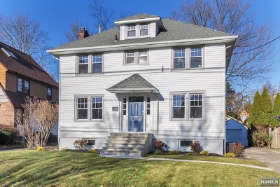 Teaneck Single Family Home For Sale: 179 Johnson Avenue