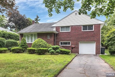 Cresskill Single Family Home For Sale: 22 Center Street