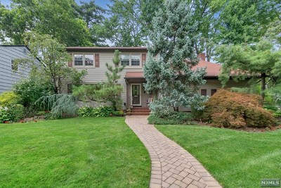 Teaneck Single Family Home For Sale: 914 Columbus Drive