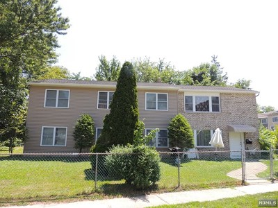 Hackensack NJ Multi Family 2-4 For Sale: $579,000