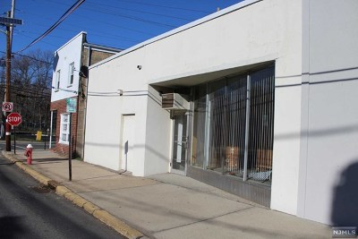 Teaneck Commercial For Sale: 211 West Englewood Avenue