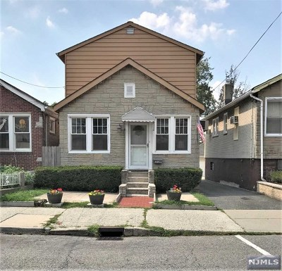 North Bergen Single Family Home For Sale: 8419 Newkirk Avenue