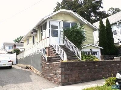 Totowa Single Family Home For Sale: 21 Hudson Avenue