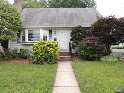 Maywood NJ Single Family Home For Sale: $359,900