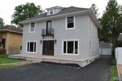 Fair Lawn Single Family Home For Sale: 1-30 Kenneth Avenue