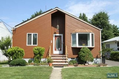 Saddle Brook Single Family Home For Sale: 277 Adriana Street