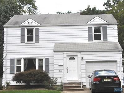 Cresskill Single Family Home For Sale: 93 Delmar Avenue