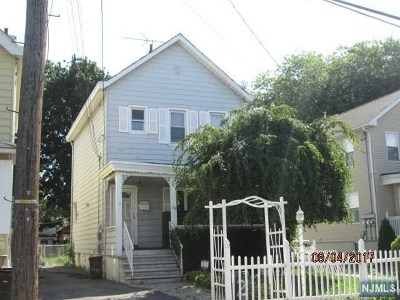 Bloomfield NJ Single Family Home For Sale: $164,900