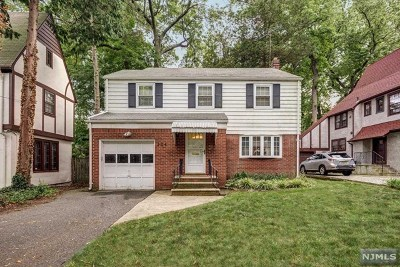 Englewood Single Family Home For Sale: 304 Murray Avenue