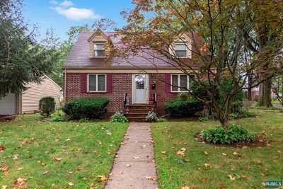 Teaneck Single Family Home For Sale: 798 John Street