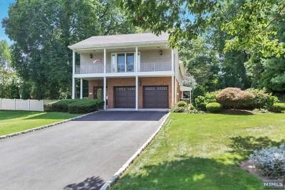 Leonia Single Family Home For Sale: 314 Vreeland Avenue