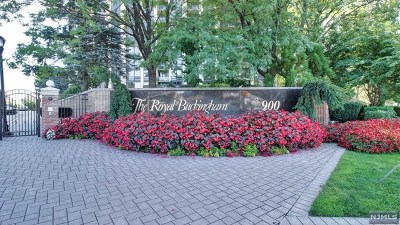 Fort Lee Condo/Townhouse For Sale: 900 Palisade Avenue #6e