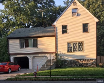Englewood Single Family Home For Sale: 195 2nd Street