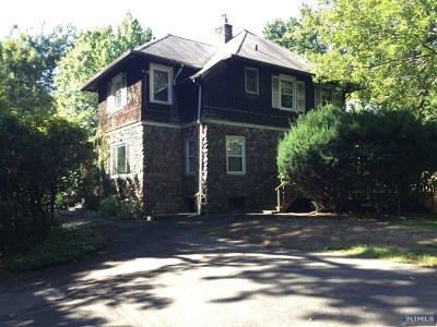 Cresskill Single Family Home For Sale: 193 Madison Avenue