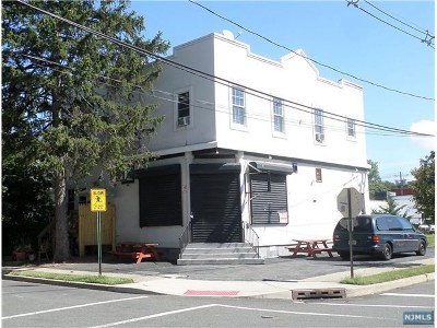 Englewood Commercial For Sale: 185 Humphrey Street